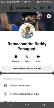 Ramchandra Reddy Panuganti Scam Fraud